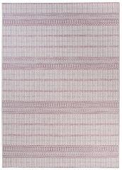 PRIME Vloerkleed Roze Lijnen Woonsfeer Modern Design Duurzaam