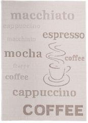 FLOORLUX Vloerkleed Tapijt Creme Beige Coffee Cappuccino Design