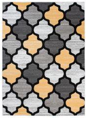 Pinky Teppich Kurzflor Modern Geometrisch Mehrfarbig Marokkanisch