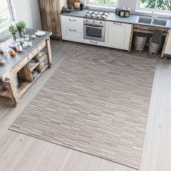 Prime Teppich Sisal Outdoor Hellbraun Modern Design