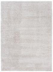 Versay Teppich Shaggy Langflor Hellgrau Modern Wohnzimmer