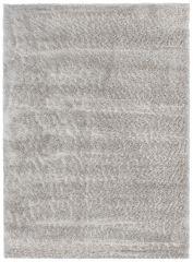 Versay Teppich Shaggy Langflor Grau Modern Wohnzimmer