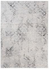 TROYA Area Rug Trellis Cream Vintage Motif Durable Carpet