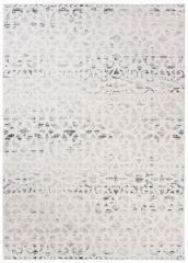 TROYA Area Rug Cream Floral Vintage Motif Durable Carpet