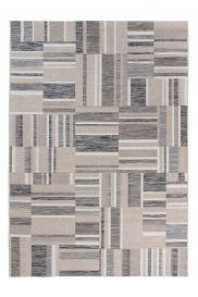 Prime Teppich Sisal Outdoor Beige Grau Modern Design