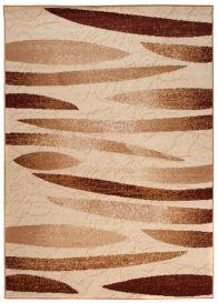 DREAM Vloerkleed Designer Creme Vintage Lijnen Woonsfeer Praktisch