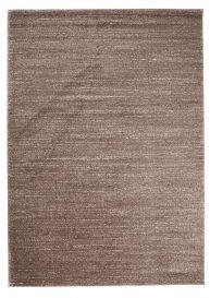 SARI Area Rug Modern Short Pile One Colour Plain Light Brown