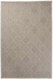 NATURE Teppich Flachgewebe Modern Sisal Karo Beige