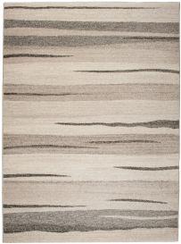 SARI Vloerkleed Beige Korte Pool Modern Woonsfeer Abstract Design