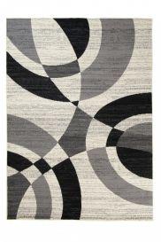 QMEGA Vloerkleed Creme Woonsfeer Modern Uitstraling Interieur