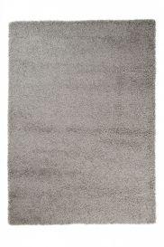 SCANDINAVIA Teppich Shaggy Modern Hochflor Langflor Grau