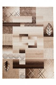 TANGO Vloerkleed Beige Abstract Modern Design Geometrisch Duurzaam
