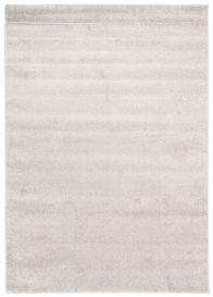 FLORIDA Teppich Kurzflor Grau Einfarbig Modern Design