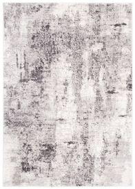 SKY Teppich Kurzflor Modern Beige Grau Hellgrau Vintage Meliert