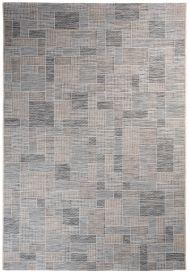 Terazza Teppich Sisal Modern Design Grau Beige Taupe