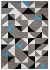 MAYA Vloerkleed Kleurrijk Eyecather Driehoeken Geometrisch Design