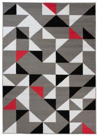 MAYA Vloerkleed Kleurrijk Driehoeken Geometrisch Interieur Design